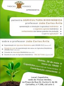 Palestra Agricultura Biodinamica 28demaio